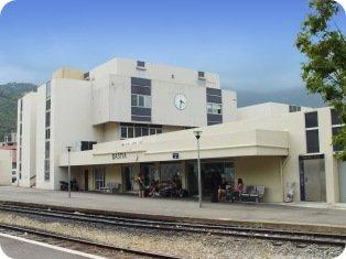 Gare de Bastia