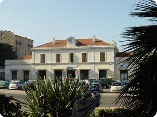 Gara d'Aiacciu