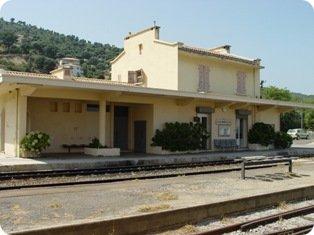 Gare de Casamozza