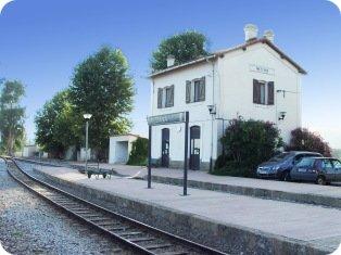Gare de Mezzana