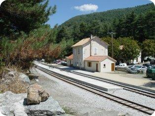 Gare de Vizzavona
